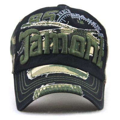 Camouflage Letters Embroidery Spliced Baseball HatMens Hats<br>Camouflage Letters Embroidery Spliced Baseball Hat<br><br>Circumference (CM): 58CM<br>Gender: Unisex<br>Group: Adult<br>Hat Type: Baseball Caps<br>Material: Polyester<br>Package Contents: 1 x Hat<br>Pattern Type: Camouflage<br>Style: Fashion<br>Weight: 0.0900kg
