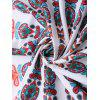Tribe Printed Round Beach Throw Cover - COLORMIX