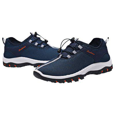 Breathable Letter Embellished Athletic Shoes от GearBest.com INT