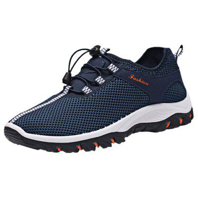 Фото Breathable Letter Embellished Athletic Shoes
