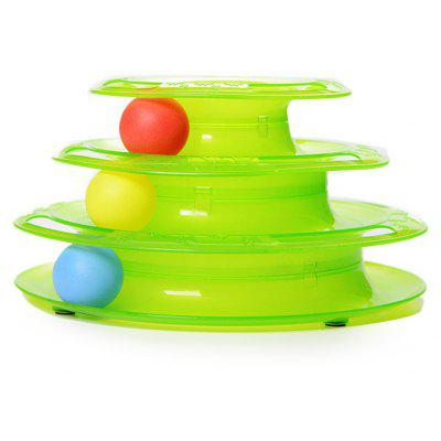 Cat Toy Pet Toy Ball Track