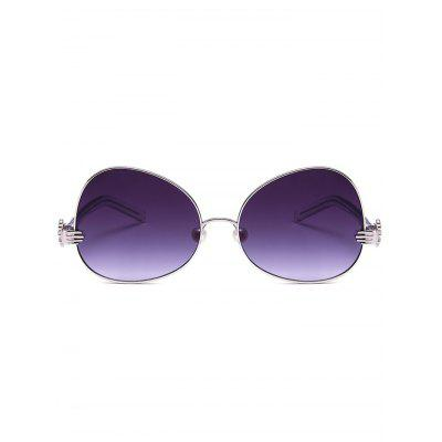 Faux Pearl Handheld Metallic Oversized SunglassesStylish Sunglasses<br>Faux Pearl Handheld Metallic Oversized Sunglasses<br><br>Frame Color: Multi-color<br>Frame Length: 15CM<br>Frame material: Alloy<br>Gender: For Women<br>Group: Adult<br>Lens height: 5.3CM<br>Lens material: Resin<br>Lens width: 6CM<br>Nose: 2.1CM<br>Package Contents: 1 x Sunglasses<br>Shape: Oversized<br>Style: Fashion<br>Temple Length: 14.5CM<br>Weight: 0.1080kg
