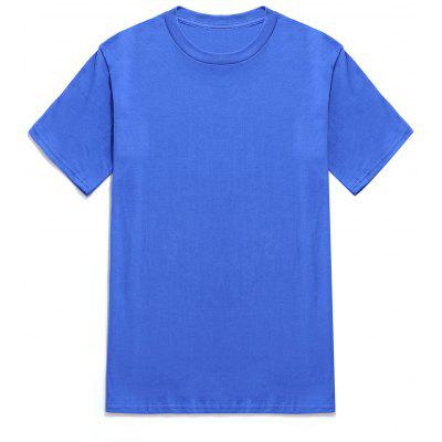 Crew Neck Short Sleeves T Shirt