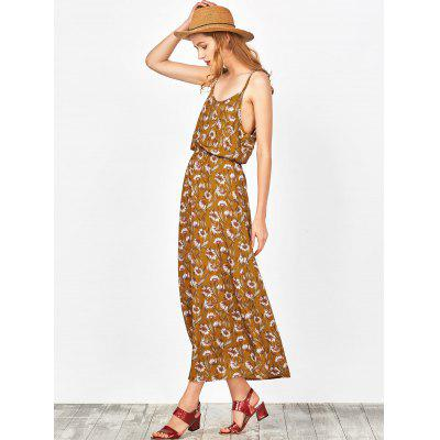 Floral Cut Out Beach Maxi DressMaxi Dresses<br>Floral Cut Out Beach Maxi Dress<br><br>Dresses Length: Ankle-Length<br>Material: Polyester<br>Neckline: Spaghetti Strap<br>Occasion: Beach and Summer, Casual<br>Package Contents: 1 x Dress<br>Pattern Type: Floral<br>Season: Summer<br>Sleeve Length: Sleeveless<br>Weight: 0.2700kg<br>With Belt: No