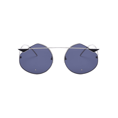 Alloy Crossbar Cat Eye Mirrored Cut SunglassesStylish Sunglasses<br>Alloy Crossbar Cat Eye Mirrored Cut Sunglasses<br><br>Frame Color: Silver<br>Frame material: Other<br>Gender: For Unisex<br>Group: Adult<br>Lens height: 5.7CM<br>Lens material: Resin<br>Lens width: 6.2CM<br>Nose: 2.2CM<br>Package Contents: 1 x Sunglasses<br>Shape: Cat Eye<br>Style: Fashion<br>Temple Length: 14.7CM<br>Weight: 0.0400kg