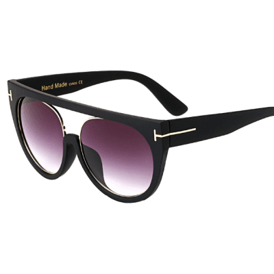 Flat Top Hollow Cut Outdoor Sunglasses