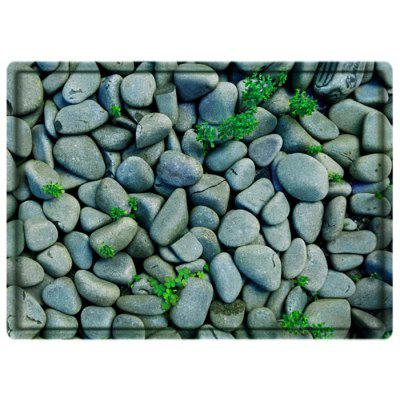 Sea Stone Bathroom Floor Mat