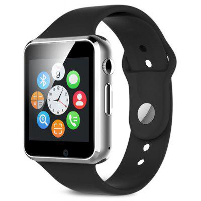 A1 Bluetooth Smart Watch Phone with Sleep Monitor Pedometer Camera Single SIM