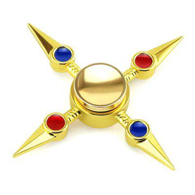Cross Shaped Antistress Hand Finger Gyro SpinnerFidget Spinners<br>Cross Shaped Antistress Hand Finger Gyro Spinner<br><br>Features: Creative Toy<br>Frame material: Zinc Alloy<br>Package Contents: 1 x Fidget Spinner<br>Products Type: Fidget Spinner<br>Swing Numbers: Tri-Bar<br>Theme: Funny<br>Weight: 0.0400kg