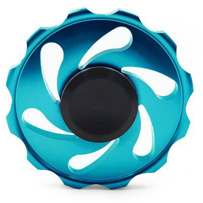 Stress Relief Fiddle Toy Wheel Finger Spinner