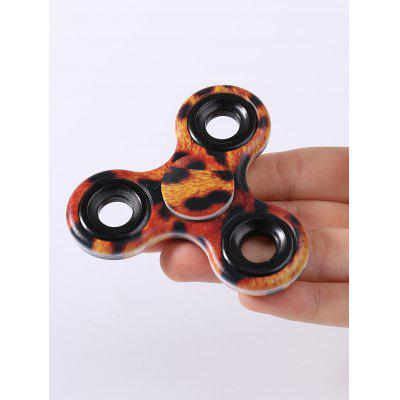 Stress Relief Fiddle Toy Camouflage Finger Spinner