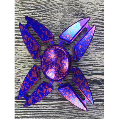Four Leaves Dart Shape Focus Toy Fidget Spinner
