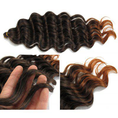 Pre Loop Wand Curl Crochet Hair Extensions