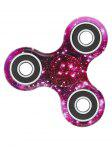 Star Sky Print Focus Toy Stress Relief Fidget Spinner