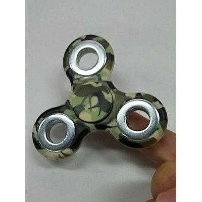 Camouflage Cool Fidget Spinner Finger ADHD Toy
