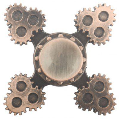Anti Stress EDC Toy Gear Fidget Spinner