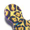 Coloured Oil Painting Hand Spinner EDC Toy Finger Gyro - LEOPARD