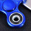 Buy Triangle Finger Gyro Stress Relief Toy Fidget Spinner BLUE