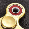 Buy Triangle Finger Gyro Stress Relief Toy Fidget Spinner YELLOW