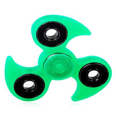 Glow In The Dark EDC Fidget Spinner Fiddle Toy