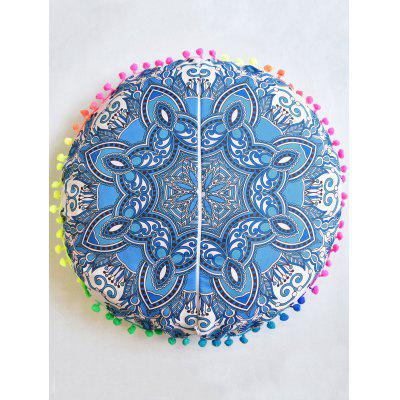 Mandala Print Throw Pouf Cover Round PillowcasePillow<br>Mandala Print Throw Pouf Cover Round Pillowcase<br><br>Material: Polyester / Cotton<br>Package Contents: 1 x Pillow Case<br>Pattern: Floral<br>Shape: Round<br>Style: Accent/Decorative<br>Weight: 0.0500kg