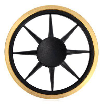 Anti-Stress Toy Wheel Shape EDC Fidget Spinner
