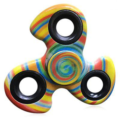 Buy Stress Reliver EDC Fiddle Toy Patterned Fidget Spinner COLORMIX Toys & Hobbies > Stress & Fidget Toys > Fidget Spinners for $4.12 in GearBest store