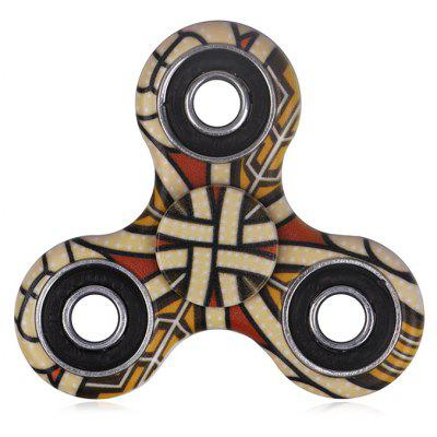 Buy Mandala Patterned Plastic Fidget Spinner Stress Relief Toy, EARTHY, Toys & Hobbies, Stress & Fidget Toys, Fidget Spinners for $5.46 in GearBest store