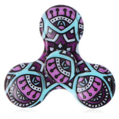 Buy Fiddle Toy Plastic Mandala Patterned Fidget Spinner, PURPLE, Toys & Hobbies, Stress & Fidget Toys, Fidget Spinners for $4.36 in GearBest store