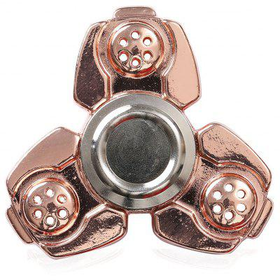 Buy Fidget Spinner Stress Relief Toys Russia CKF Alloy Finger Gyro, ROSE GOLD, Toys & Hobbies, Stress & Fidget Toys, Fidget Spinners for $11.79 in GearBest store