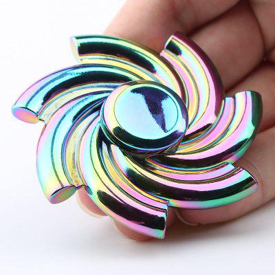 Rainbow High Speed Cyclone Fidget Spinner Gyro