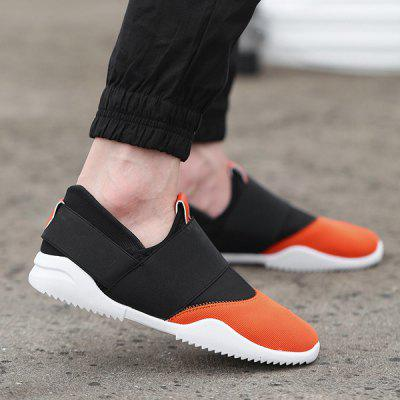 Breathable Elastic Stretch Fabric Casual Shoes