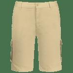 Zip Fly Pockets Bermuda Cargo Shorts - HAKI
