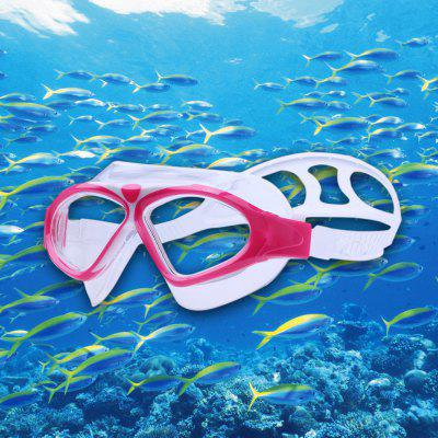 Underwater Adult Adjustable Swimming Goggles