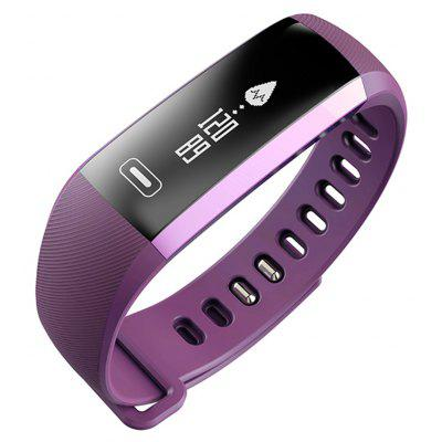 M2 Bluetooth Smart Bracelet with Blood Pressure Heart Rate Monitor