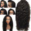 Lace Front Long Free Part Shaggy Layered Curly Synthetic Wig - PRETO