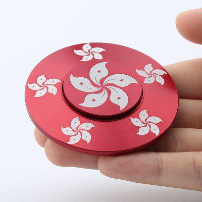 Relaxation Gift Bauhinia Fidget Toy Hand Spinner