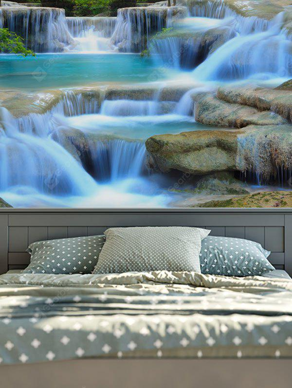 3D Print Magic Landscape Waterfall Walls Hang Tapestry