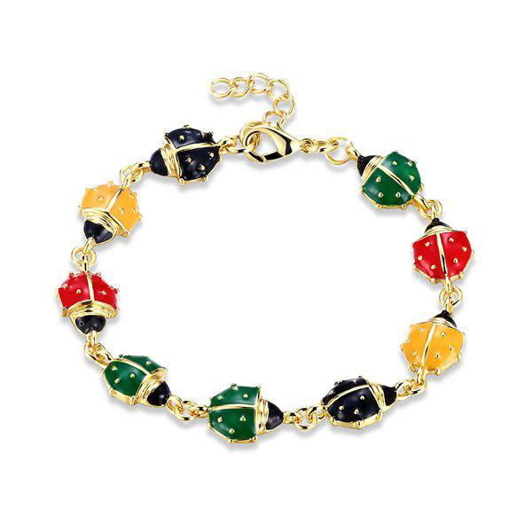 Insect Chain Bracelet