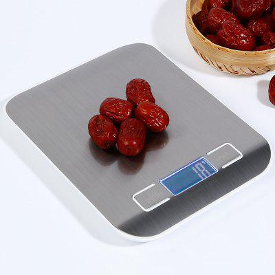 5KG/1G Stainless Steel Food Diet Kitchen Electronic Scale