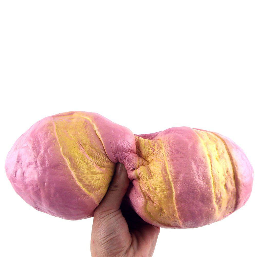 Decompression PU Simulation Bread Squishy Toy