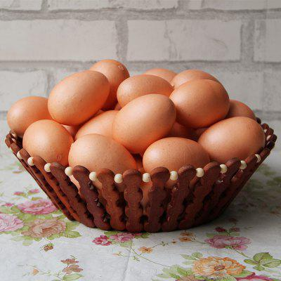 1 Pcs Decorative Artificial Foam Simulation Egg