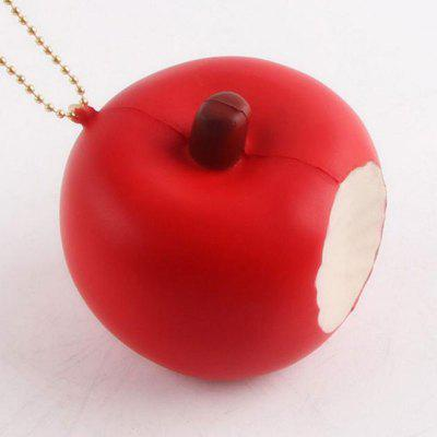 Soft Slow Rising Anti Stress Toy Squishy Apple