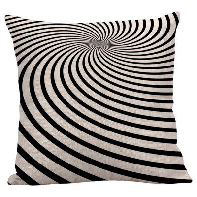 Zebra Stripe Sofa Decorative Pillow Case