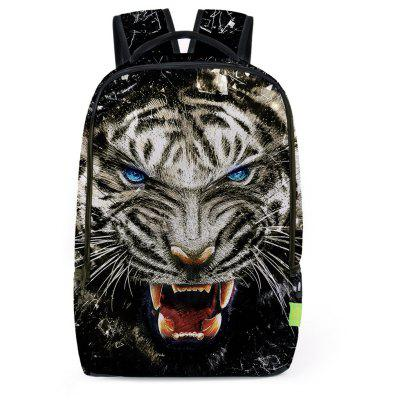 Lion 3D Print Backpack