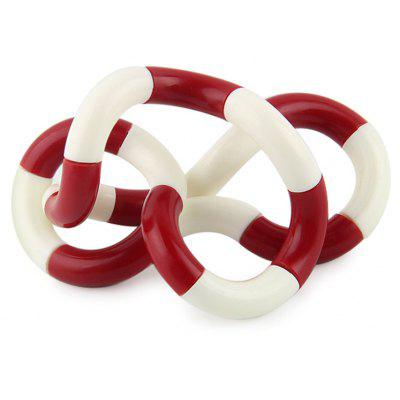 Stress Reliever Fidget Twist Tangle Toy