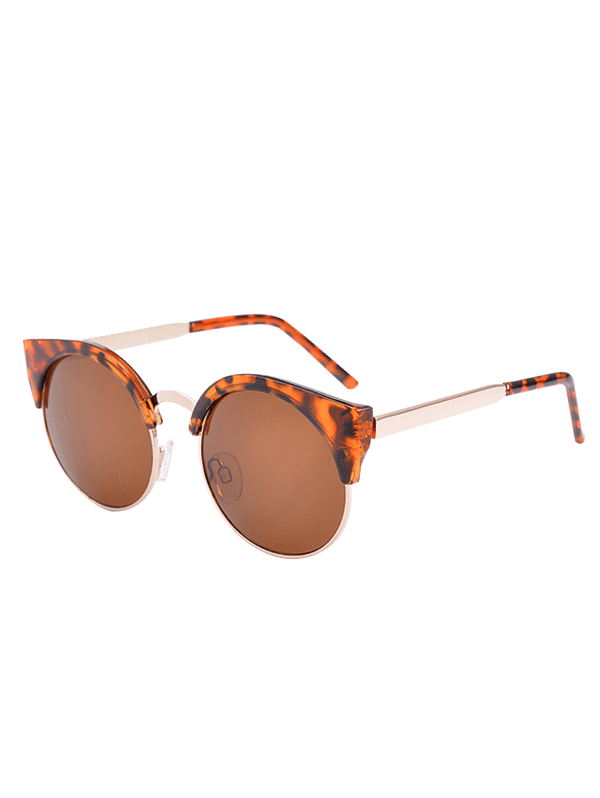 Cat Eye UV Protection Sunglasses with Box