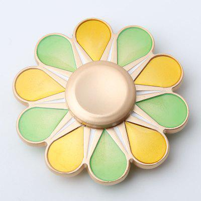 High Speed Floral Fidget Toy Hand Spinner