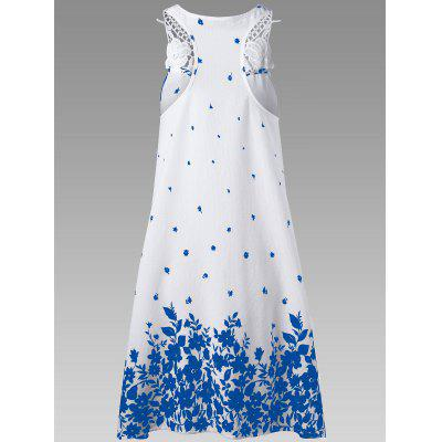 Lace Trim Racerback Floral Tent DressWomens Dresses<br>Lace Trim Racerback Floral Tent Dress<br><br>Dresses Length: Knee-Length<br>Material: Polyester<br>Neckline: Round Collar<br>Occasion: Outdoor, Casual, Club, Beach and Summer<br>Package Contents: 1 x Dress<br>Pattern Type: Floral<br>Season: Summer<br>Silhouette: A-Line<br>Sleeve Length: Sleeveless<br>Style: Casual<br>Weight: 0.3600kg<br>With Belt: No