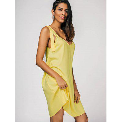 Straps Sleeveless Swing Casual DressWomens Dresses<br>Straps Sleeveless Swing Casual Dress<br><br>Dresses Length: Knee-Length<br>Material: Polyester<br>Neckline: Spaghetti Strap<br>Occasion: Causal, Day, Going Out<br>Package Contents: 1 x Dress<br>Pattern Type: Solid<br>Season: Summer<br>Silhouette: A-Line<br>Sleeve Length: Sleeveless<br>Style: Casual<br>Weight: 0.2400kg<br>With Belt: No
